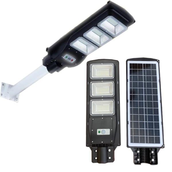 ĐÈN ĐƯỜNG năng lượng mặt trời PIN LIỀN 90W solar light