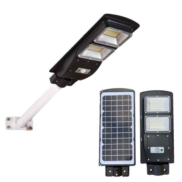 Đèn đường năng lượng mặt trời 60W liền thể LT60