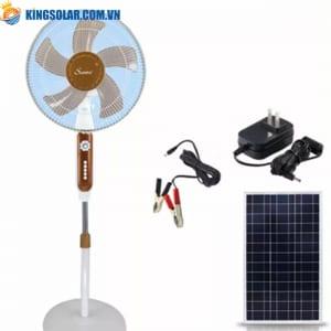 bộ quạt năng lượng mặt trời F150