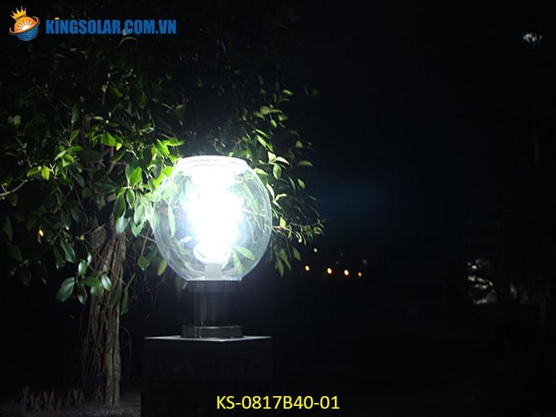 kha nang chieu sang den tru cong dang tron ks-0817b40-01