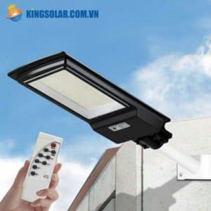 Khả năng chiếu sáng lên tới 120m2 của đèn đường 200w solar light