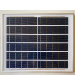Tấm Pin Đèn pha năng lượng mặt trời 65W solar Light