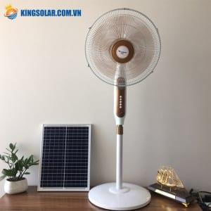 quạt năng lượng mặt trời viti smart f150