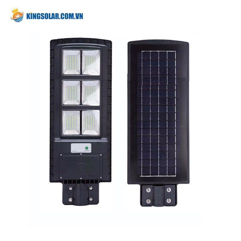 Đèn 150W Pin liền thể năng lượng mặt trời
