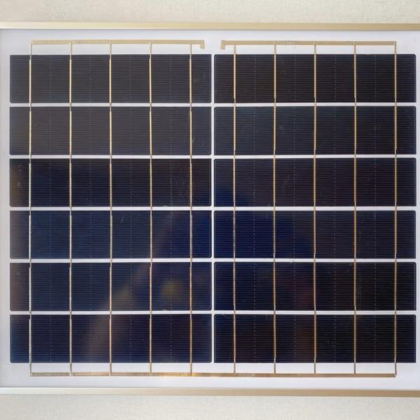 Tấm Pin đèn năng lượng mặt trời