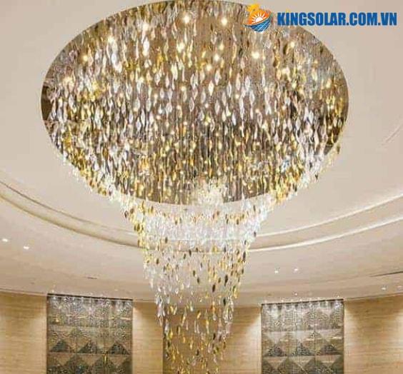 Ứng dụng đèn LED chiếu sáng nhà hàng, khách sạn