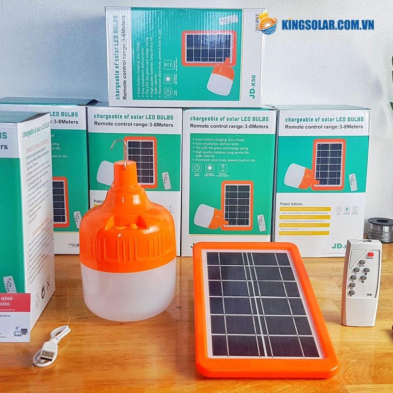 Đèn bulb năng lượng mặt trời chính hãng