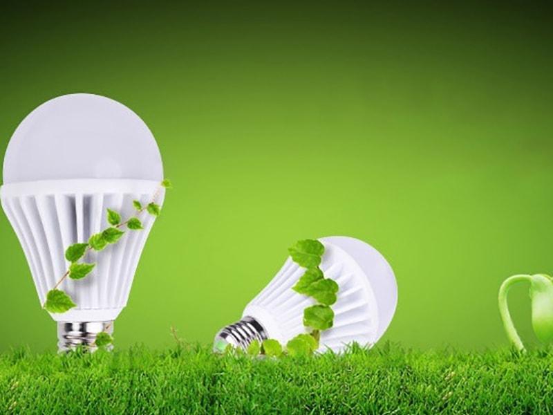Đèn led tròn thân thiện với môi trường