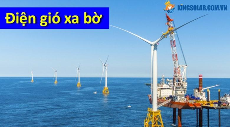 Điện gió xa bờ