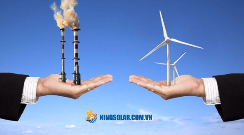 năng lượng gió có thể thay thế năng lượng truyền thống