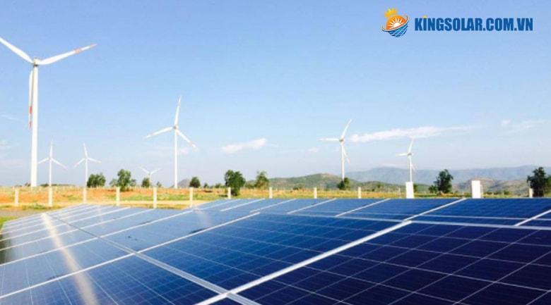 Năng lượng gió tại Việt Nam