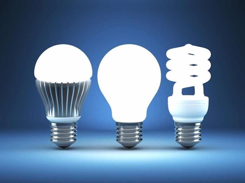 Sử dụng đèn tiết kiệm điện năng