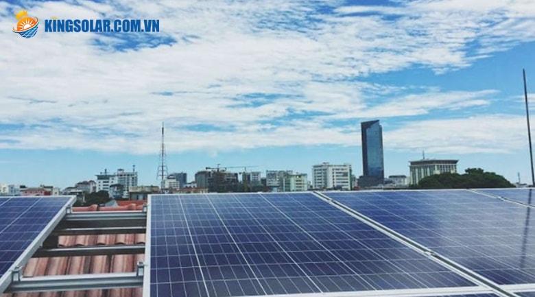 Tiềm năng của năng lượng mặt trời tại việt nam