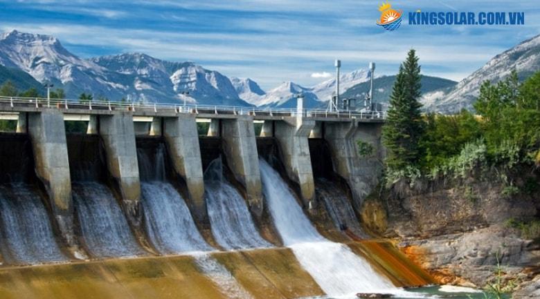 Vai trò của năng lượng thủy điện