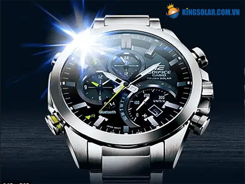 Đồng hồ chạy bằng năng lượng mặt trời