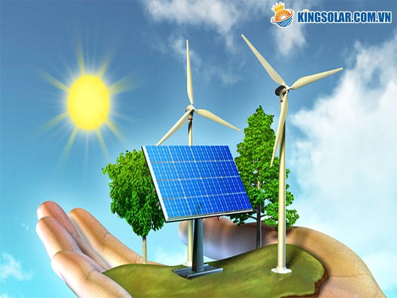 Sử dụng nguồn năng lượng sạch