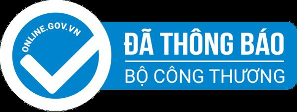 Kingsolar Việt Nam đăng ký website với bộ công thương