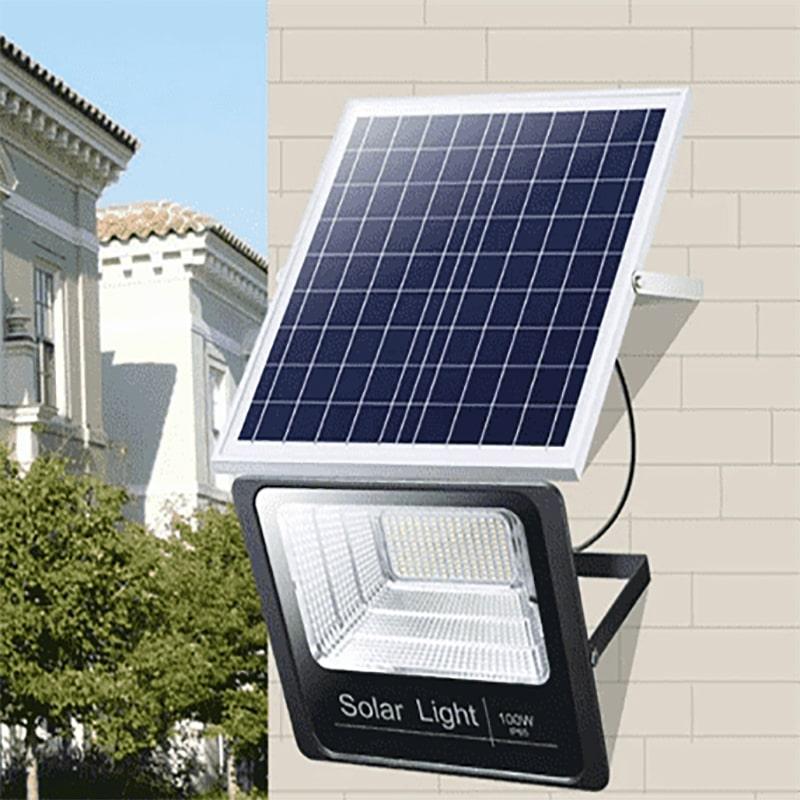 cấu trúc đèn led năng lượng mặt trời