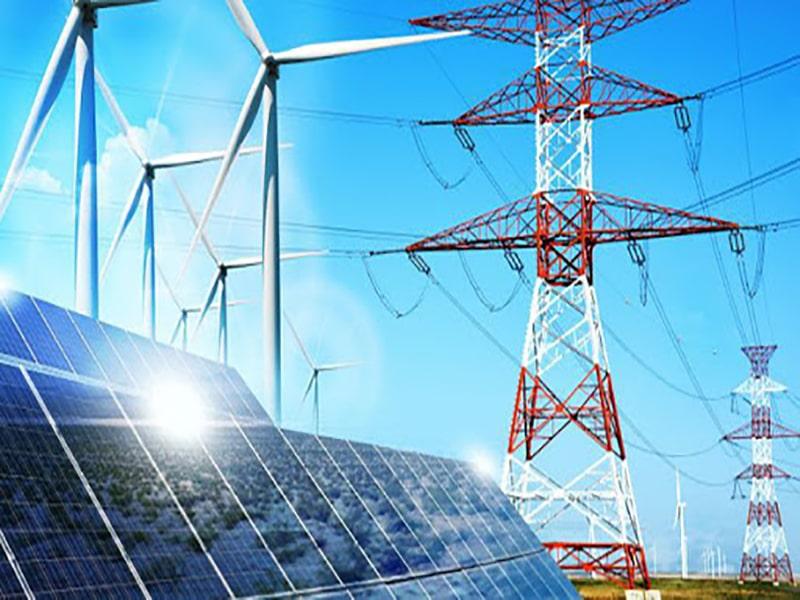 điện năng lượng mặt trời không phụ thuộc với điện lưới chung