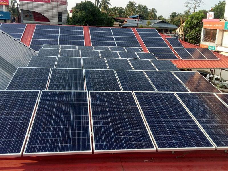 độ an toàn cao khi sử dụng năng lượng mặt trời