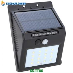 đèn treo tường năng lượng mặt trời KS - TT06