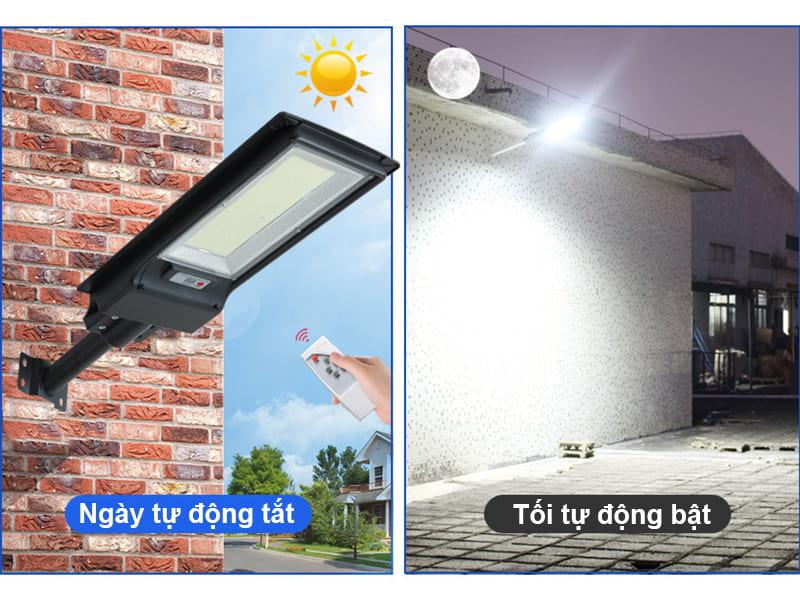 Cảm biến photodiop Lighting sensor thông minh cho khả năng tự động bật tắt của đèn 200W liền thể