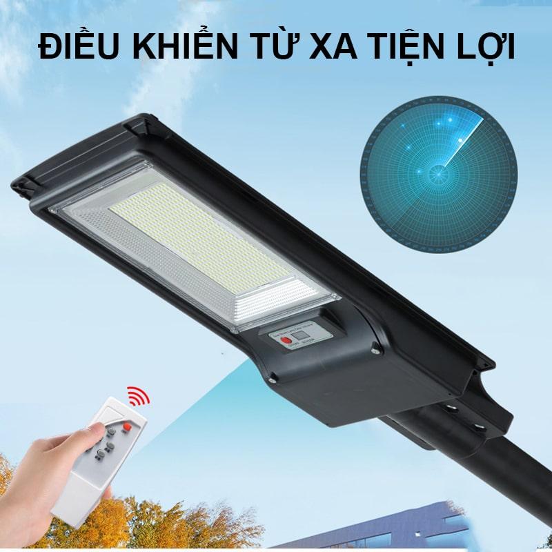 Điều khiển từ xa thông minh của đèn nlmt 200w liền thể