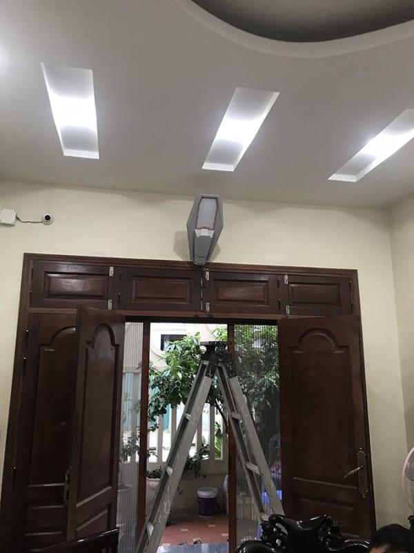 chiếu sáng trong nhà đèn năng lượng 400w