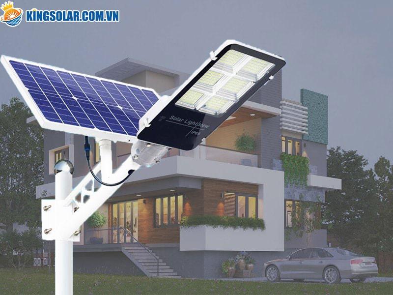 đèn led năng lượng mặt trời tăng thêm vẻ đẹp cho ngôi nhà bạn
