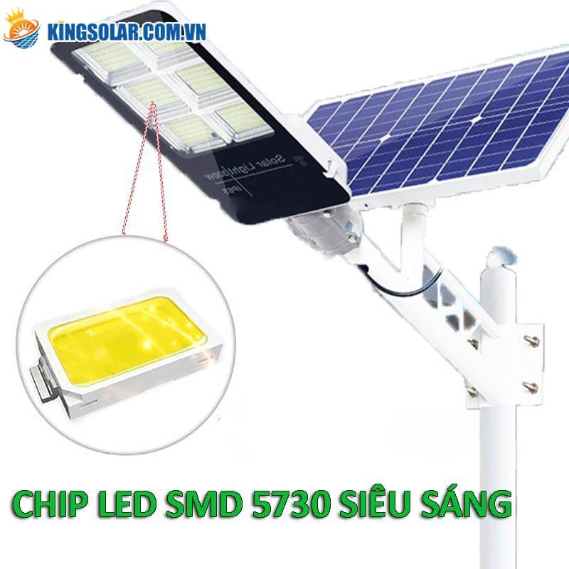 đèn năng lượng mặt trời chính hãng với chip led siêu sáng