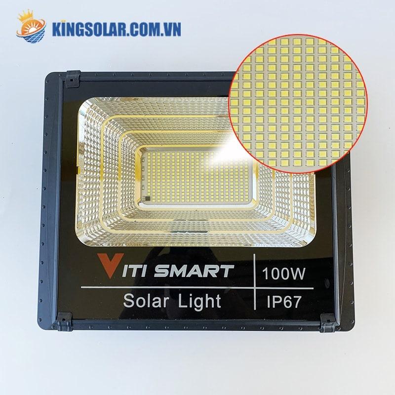 đèn năng lượng sử dụng chip led siêu sáng