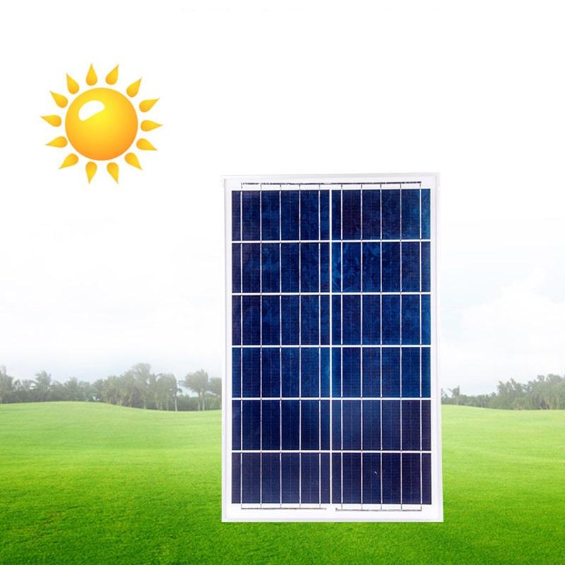 tấm pin năng lượng đèn đường năng lượng mặt trời