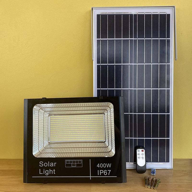 đèn pha năng lượng mặt trời công suất 400w solar light