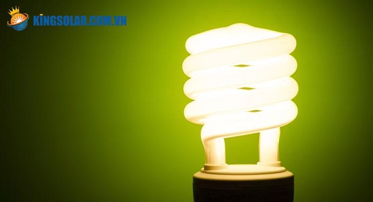 lưu ý khi sử dụng đèn compact